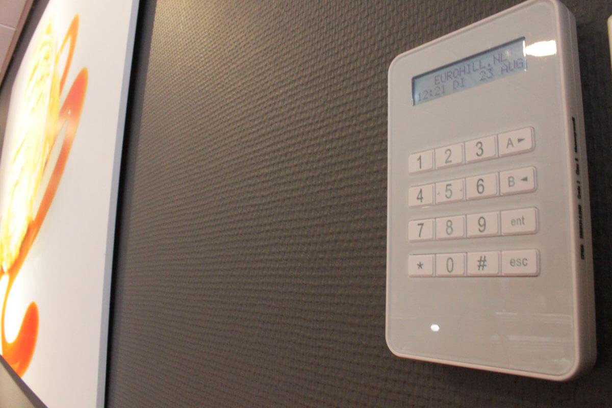 Eurohill verzorgt de inbraakbeveiliging van gebouwen en terreinen.